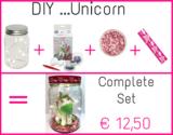 Lichtgevende Unicorn _