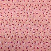 Vilt met vogel print roze