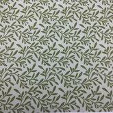 Vilt lapje olijf print groen 30 x 40 cm per lapje