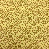 Vilt lapje olijf print zacht geel 30 x 40 cm per lapje