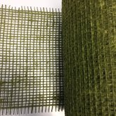 Jute mos groen ca. 15 cm breed 25 cm lang per stuk