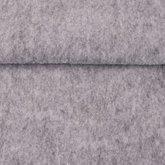 Vilt grijs gemeleerd 1,5 mm dik 90 cm breed per meter