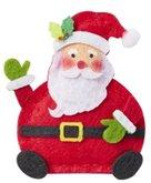 Vilten Kerstman, per stuk