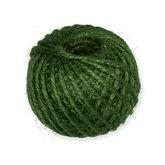 Koord groen 5 meter per zakje