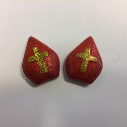 Sinterklaas Mijters 2 stuks per zakje