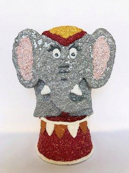 DIY Pakket Circus Olifant Foam-Clay