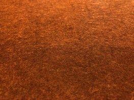 Plakvilt, Bruin, 20 x 29 cm