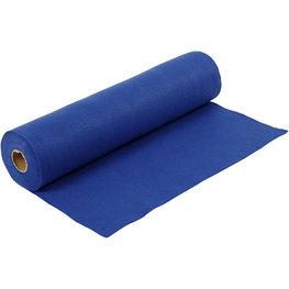 Blauw, 45 cm x 5 meter