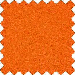 Vilt 3 mm Oranje 42 x 60 cm