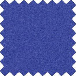 Vilt 3 mm Blauw 42 x 60 cm