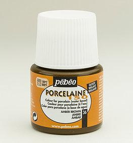 PeBeo Porcelaine 150 Amber 45 ml