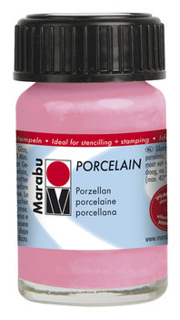 Marabu porseleinverf roze 15 ml