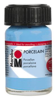 Marabu porseleinverf lichtblauw 15 ml