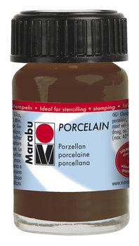 Marabu porseleinverf cacao 15 ml
