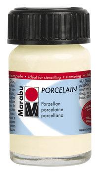 Marabu porseleinverf ivoor wit 15 ml