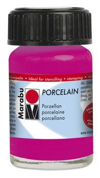 Marabu porseleinverf fuchsia 15 ml