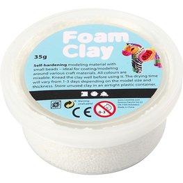 Foam clay wit 35 gram