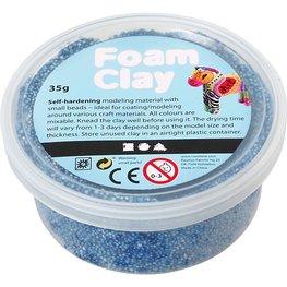 Foam clay blauw 35 gram
