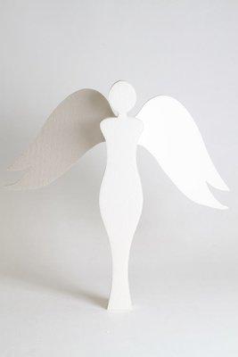 Engel met 3D vleugel