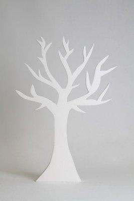 Sierlijke boom