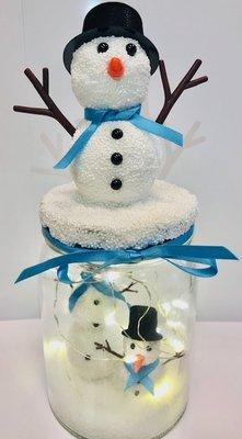 DIY pakket Sneeuwpop