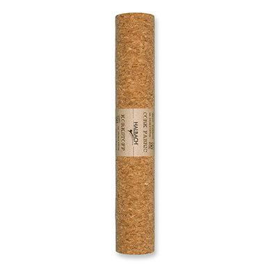 Kurk op stof, fijn, 25 cm x 150 cm