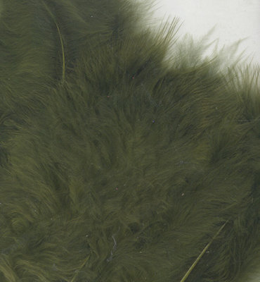 Veren olijf groen ca. 15 stuks per zakje