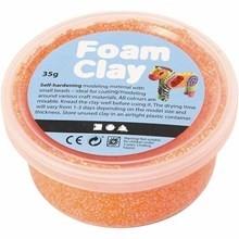 Foam clay oranje 35 gram
