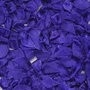 Strikje satijn kobalt blauw 20 x 25 cm per stuk
