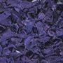 Strikje satijn donker blauw 20 x 25 cm per stuk