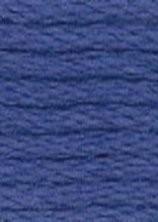 Venus borduurgaren marine blauw
