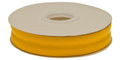Biaisband gevouwen oker geel 20 mm