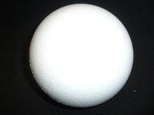 8 cm piepschuim bal per stuk