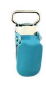 Speen clip aqua 10 mm smal