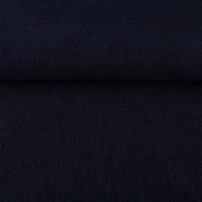 Vilt donkerblauw 1,5 mm dik 90 cm breed per meter