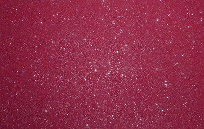 Vilt lapje fuchsia met glitters 20 x 30 cm 1,5 mm dik per lapje