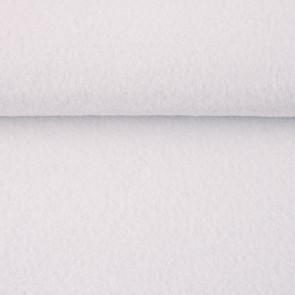 Vilt wit 1,5 mm dik 90 cm breed per meter