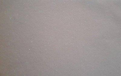Vilt lapje wit met glitters 20 x 30 cm 1,5 mm dik per lapje