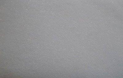 Vilt lapje baby blauw met glitters 20 x 30 cm 1,5 mm dik per lapje