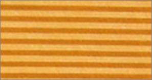 Vilt lapje oranje gestreept 30 x 40 cm per lapje