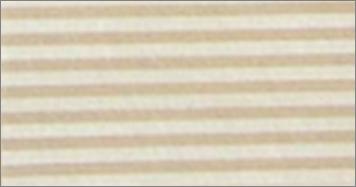 Vilt lapje bruin gestreept 30 x 40 cm per lapje