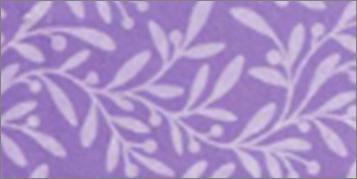 Vilt lapje olijf print lila 30 x 40 cm per lapje