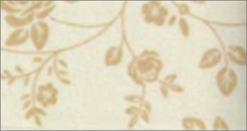 Vilt lapje rozen print creme 30 x 40 cm per lapje