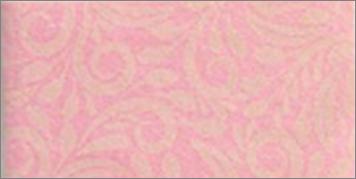Vilt lapje sierlijk print roze 30 x 40 cm per lapje