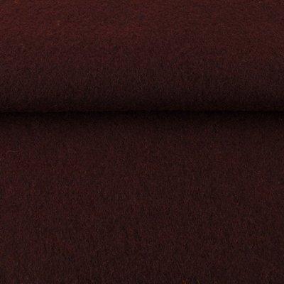Vilt choco 1,5 mm dik 90 cm breed per meter