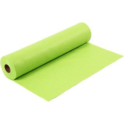 Budget vilt fel groen 45 cm x 500 cm op rol