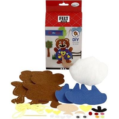 DIY Kinder vilt pakket beer