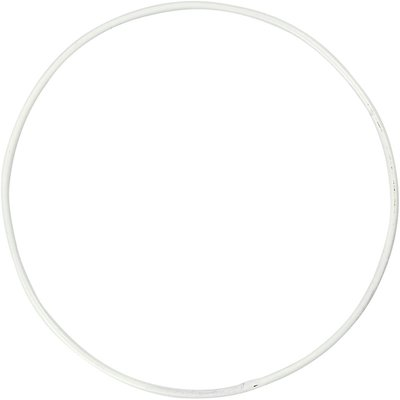 Metalen ringen 18 cm doorsnee per stuk