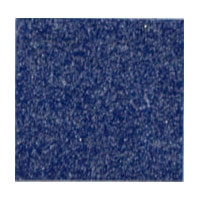 Vilt kobalt blauw met fijne glitter zilver 30 x 40 cm per lap