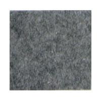 Vilt grijs gemeleerd met fijne glitter zilver 30 x 40 cm per lap